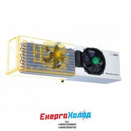 GEA KUBA SPBE 35-F41 (3,86 кВт) ПОВІТРООХОЛОДЖУВАЧІ