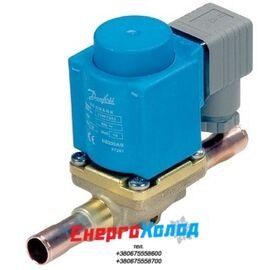 Соленоидный вентиль (электромагнитный клапан) с катушкой Danfoss EVO 101 (032L2031)