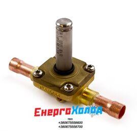 Соленоїдний вентиль Danfoss EVR 3 (без котушки) 032F8116