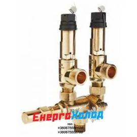 Предохранительный клапан с разрывной мембраной Castel 3032/66