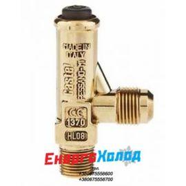 Предохранительный клапан для ресиверов Castel 3060/33C