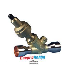 Електронний розширювальний вентиль з кроковим двигуном Danfoss ETS400 (034G3500)