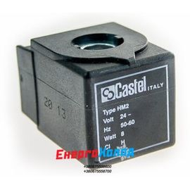 Котушка змінного струму до соленоїдних вентилів Castel 9100/RA2 HM2 (24V)