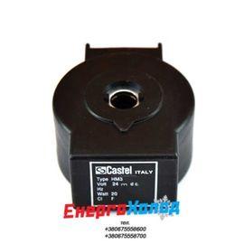Катушка постоянного тока к соленоидным вентилям Castel 9120/RD2 HM3 (24V)