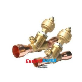 Електронний розширювальний вентиль з кроковим двигуном Danfoss ETS250 (034G2602)
