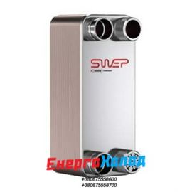 Пластинчастий теплообмінник SWEP B12MTx20/1P-SC-S
