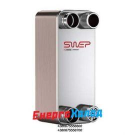 Пластинчатый теплообменник SWEP B12MTx20/1P-SC-S