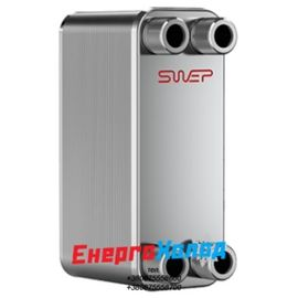 Пластинчатый теплообменник SWEP B5THx10/1P-SC-М
