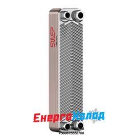 Пластинчастий теплообмінник SWEP E8THx40/1P-SC-S