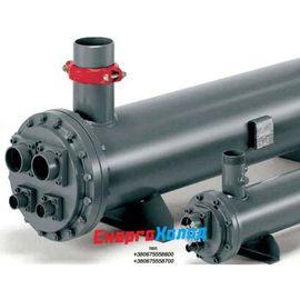Кожухотрубний теплообмінник Thermokey TLE 1100/2