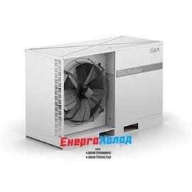 Компрессорно-конденсаторный агрегат GEA Bock Plusbox SHG34e/215-4 SPB