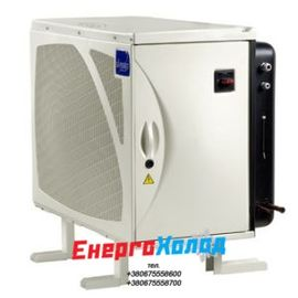 Компресорно-конденсаторний агрегат Tecumseh Silensys SILAE4460ZFZ