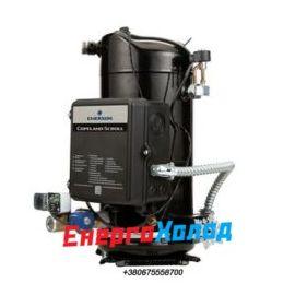 Герметичный спиральный компрессор с технологией плавного регулирования производительности Copeland Scroll Digital ZFD41K5E-TFD EVI