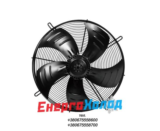 Вентилятор Осевой Weiguang YWF 4E 500-B-137/35-G