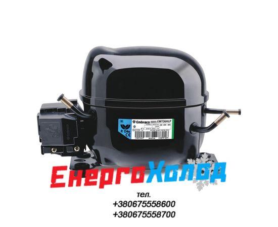EMBRACO & ASPERA EMT36HLP (3.97 cм³) ГЕРМЕТИЧНЫЙ ПОРШНЕВОЙ КОМПРЕССОР