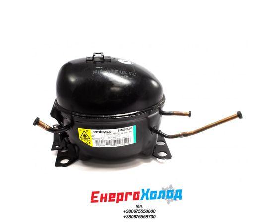 EMBRACO & ASPERA EMX55CLC (9.04 cм³) ГЕРМЕТИЧНЫЙ ПОРШНЕВОЙ КОМПРЕССОР