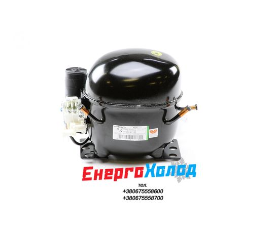 EMBRACO & ASPERA NEK6165U (6.20 cм³) ГЕРМЕТИЧНЫЙ ПОРШНЕВОЙ КОМПРЕССОР