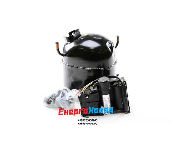 EMBRACO & ASPERA NJ2190E (27.12 cм³) ГЕРМЕТИЧНИЙ ПОРШНЕВИЙ КОМПРЕСОР